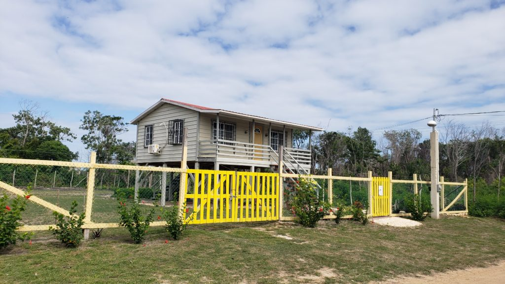 Small house in Corozal, Belize